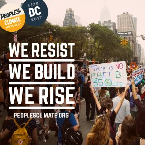 People's Climate March - DC & Montpelier